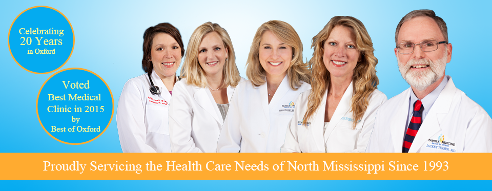 Family Medical Clinic | Oxford, MS